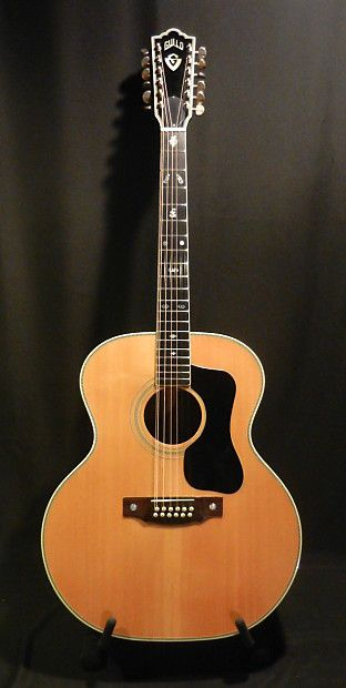 Guild 610 Extremely Rare Acoustic Guitar Guild Guitars Guitar