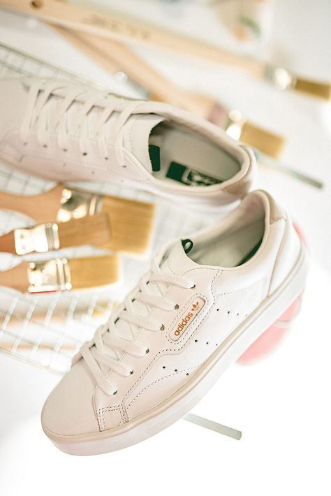 adidas Originals Sleek W Ftwr White Off White Crystal White