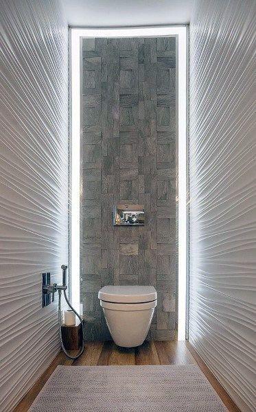 Top 60 Best Half Bath Ideas Unique Bathroom Designs Toiletandbathdesign Minimalist Small Bathrooms Toilet Design Small Bathroom Remodel