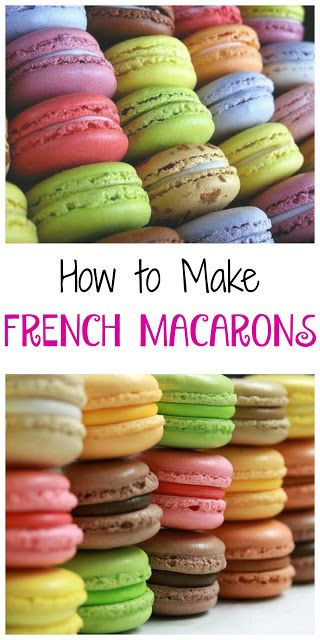How To Make FRENCH MACARONS Recipe | Handy & Homemade
