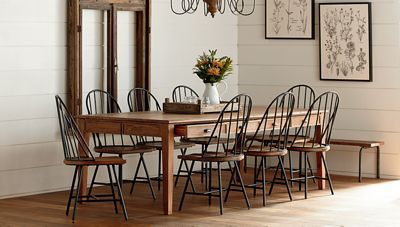 Magnolia Home 8 Keeping Dining Table Jordan S Furniture