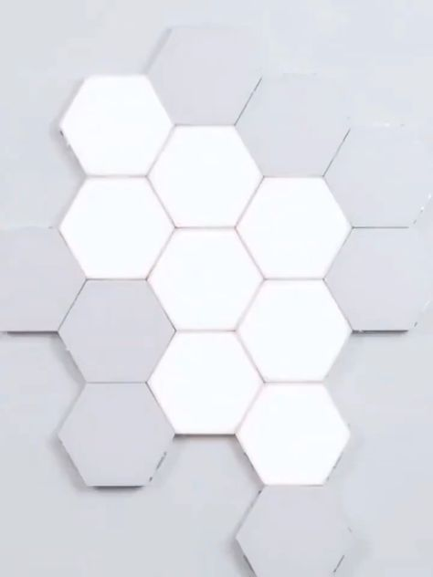 Led Touch Sensitive Wall Light Smart 20 Pack Hexagonal Wall Light Led Touch Sensitive Wall Light Smart Honeycomb Nihgt Li In 2020 Room Decor Home Diy Diy Home Crafts