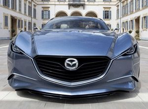 2017 Mazda 6 revealed by the first half of 2016.