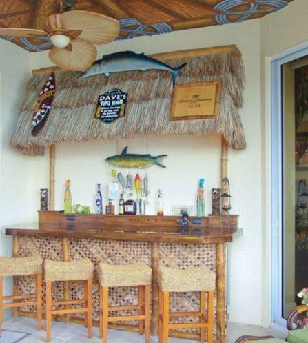 Tiki Bar Ideas And Decorations