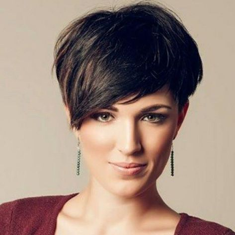 Image Result For Pixie Cut Mit Kurzem Pony Hair