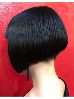 ボード Bob Hair Nape のピン