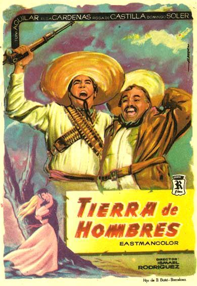 Tierra De Hombres 1956 Tt0271829 Esp Pps01 Film Poster Design Movies Must See Movie Posters