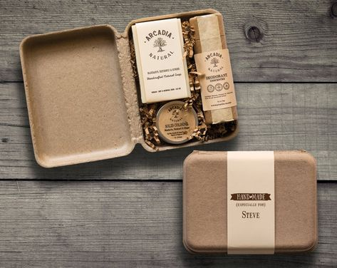 Personalized Men's Gift Box