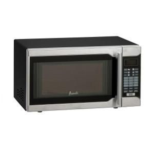 Avanti 0 7 Cu Ft 700 Watt Countertop Microwave In Black