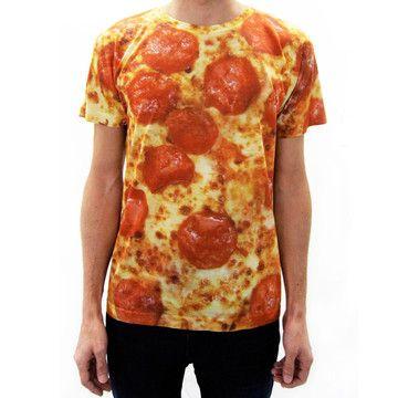 Pepperoni Pizza Shirt. Seriously?