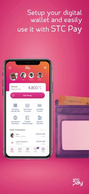 Stc Pay On The App Store Digital Wallet Sms Paying