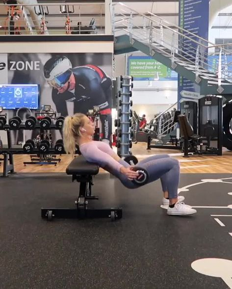 Workout with these Barbell Hip Thrusts! Feel the burn! #Gymshark #Workout #Target #Fitness #Gym #Exercise #Sweat #Challenge #Legs #Core #LegDay