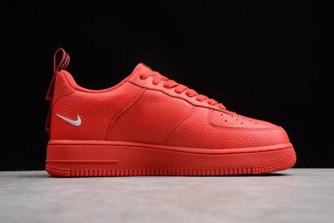 Buy Nike Air Force 1 Low Utility RedWhite AJ7747 600 | Nike