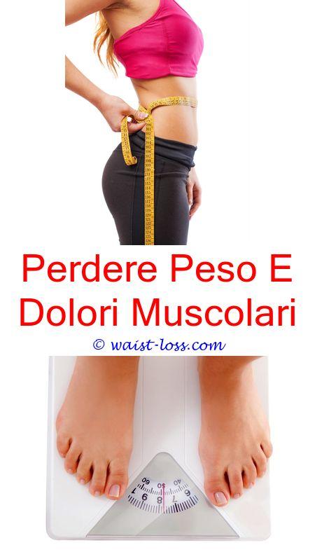 come si può perdere peso