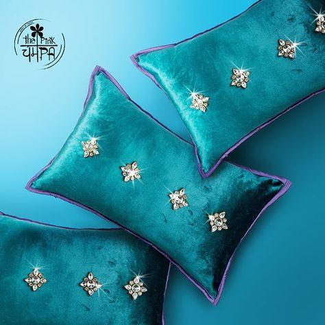 b5d62a0dddb1 Teal Velvet Pillow Case   Lumbar Pillow Cover 12X20   Teal Throw Pillow   Velvet  Throw Pillows   Rectangle Pillow 20X12   Embellished Pillow