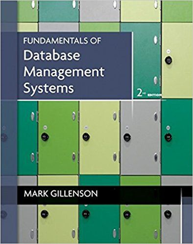 Test Bank Fundamentals-of-Database-Management-Systems-2nd-Edition-by