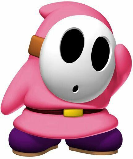 Shy Guy Pink Shy Guy Game Wallpaper Iphone Cute Art
