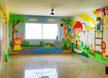 50 Trendy Painting Walls Ideas School Classroom Walls Paint