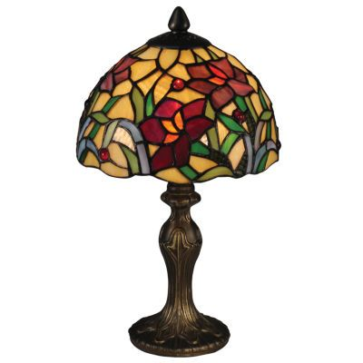 Dale Tiffany Sophia Tiffany Accent Lamp Lamp Tiffany Style