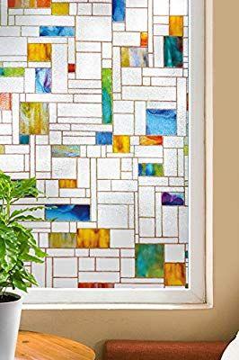 Amazon Com Artscape Melange Window Film 24 X 36 Home Kitchen