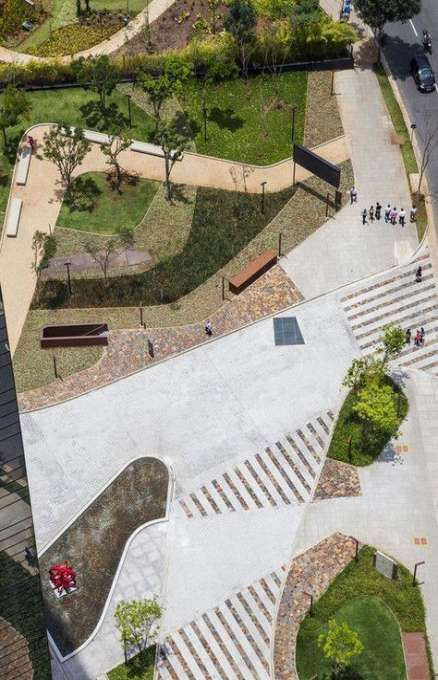 48 Best Ideas For Linear Landscape Design Inspiration Design
