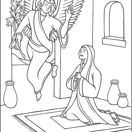 27 Creative Photo Of Rosary Coloring Page Angel Coloring Pages