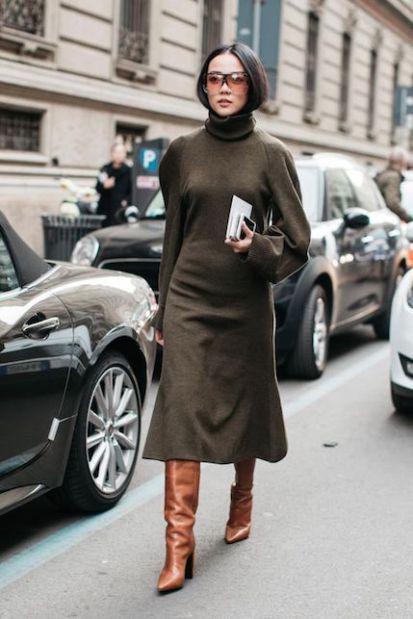 Stivali e gonna: dalle passerelle allo street style | DiLei