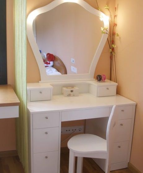 70 Wooden Dressing Table Designs For Modern Bedroom Furniture Sets 2019 Dressing Table Design Modern Bedroom Furniture Sets Bedroom Cupboard Designs