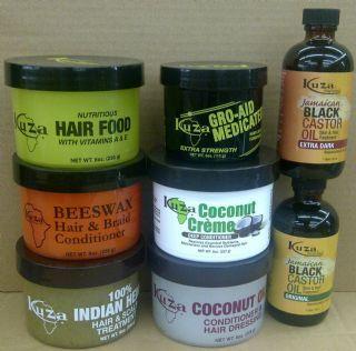 Kuza Hair Styling Products Hair Food Thick Hair Remedies Hair Loss Remedies