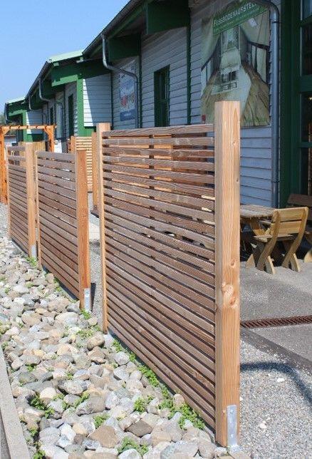 Holz Braun Reutlingen Sichtschutz Crosszaun Nach Mass Sichtschutz Garten Gunstig Sichtschutzwand Garten Gartenbar