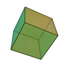 Catetos de la geometria: Los sólidos platónicos, el omnipoliedro y las creencias.