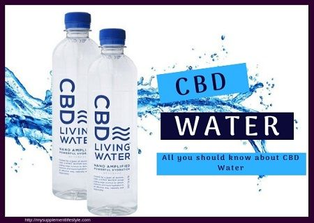 cbd infused water near me