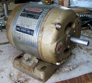Make An Electric Motor Run Again Electrical Electric Motor Electrical Projects Appliance Repair