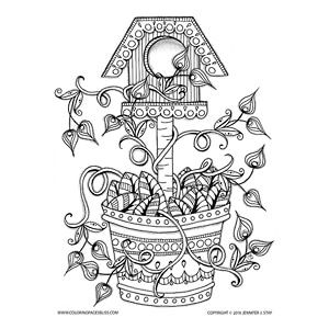 Adult Coloring Pages Coloring Pages Flower Coloring Pages