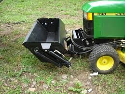 Sensational Design Garden Tractor Front End Loader Kits Lovely Ideas Garden Tractor Front End Loader Kits Garden Tractor Tractors Garden Design