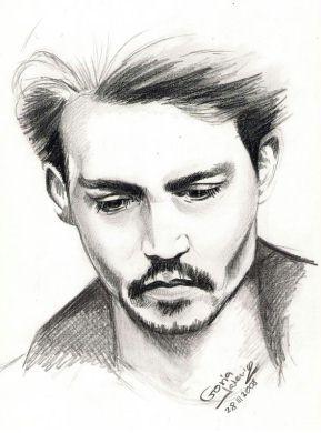 Johnny - Johnny Depp Fan Art (32538149) - Fanpop