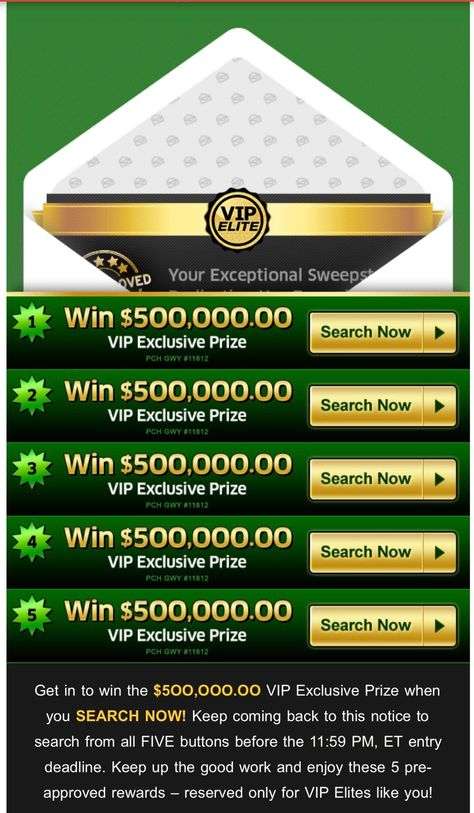 """What Would YOU Do If You Won The """"Forever"""" Prize?   PCH Blog"""