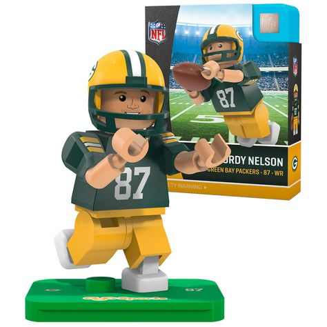 Ray Nitschke Green Bay Packers OYO Sports Toys NFL G4 Series 1 Figure Minifigure