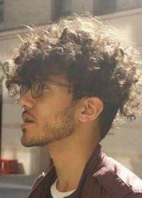 Long Curls And Undercut Undercut Curly Hair Curly Hair Styles Mens Hairstyles Curly