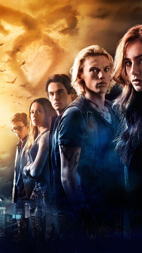 The Mortal Instruments: City of Bones (2013) Phone Wallpaper   Moviemania
