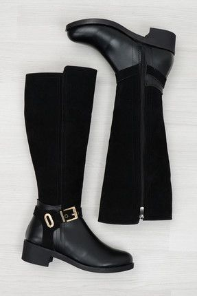 Schwarz Damenstiefel Stiefel Frauen Schwarz Www Sosyalpenguen Damenmode Mulheres De Botas Sapatos Botas