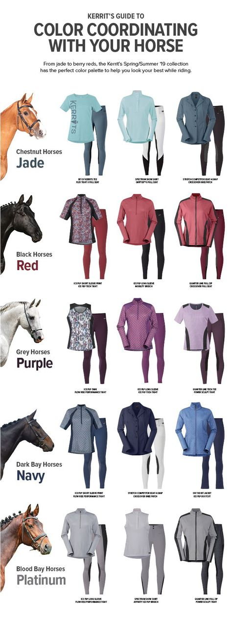Color coordinating with my horse - Color coordinating with my horse From jade to berry reds, the Kerrit's Spring/Summer collection has the perfect color palette to help you look your best while riding. Horse Riding Tips, Horse Riding Clothes, Horse Tips, Horse Riding Outfits, Horse Riding Fashion, Equestrian Outfits, Equestrian Style, Looks Country, Horseback Riding Outfits