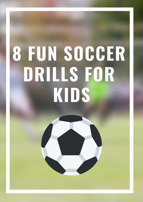 Use these fun soccer drills and games for kids to get them practicing the fundamentals of soccer. There are coaching tips provided to help guide you through the soccer session Football Drills For Kids, Soccer Practice Drills, Soccer Games For Kids, Soccer Training Drills, Soccer Workouts, Soccer Coaching, Youth Soccer, Soccer Boys, Fun Games