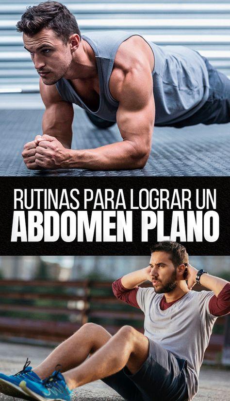 como bajar la panza con ejercicios hombres