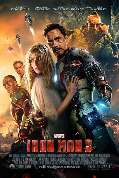 IRON MAN 3 | DEMİR ADAM 3