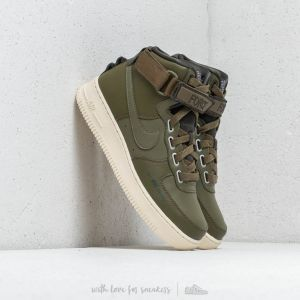 huge sale 81e28 c1784 Nike Air Force 1High Utility Olive Canvas  Olive Canvas