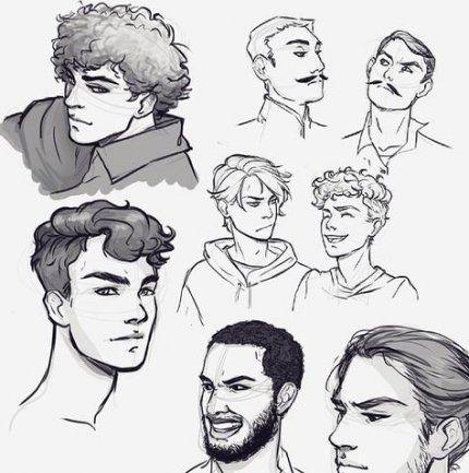 Trendy Drawing Cartoon Hair Guys 49 Ideas Boy Hair Drawing Cartoon Drawings Guy Drawing