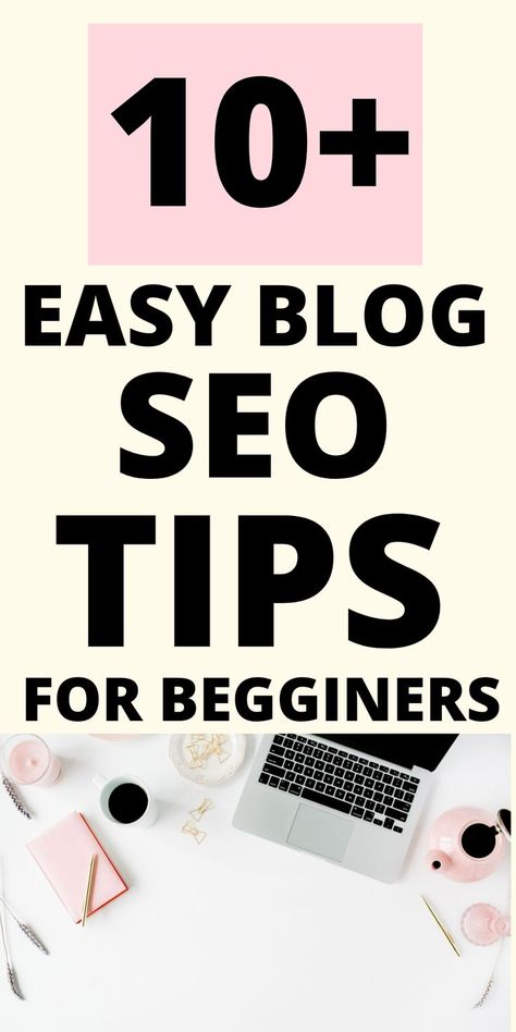 SEO For Beginners - SEO Tips for Bloggers -Increase Blog Traffic