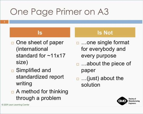 Pin by Henry Norton on A3 Problem Solving Pinterest - problem report