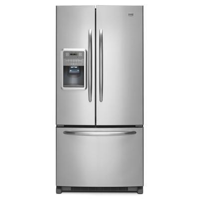 Maytag 22 Cubic Feet Ice20 Bottom Freezer French Door
